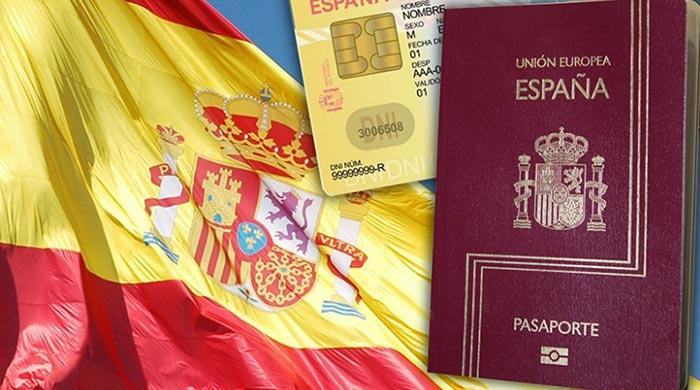 وقت فوری اسپانیا