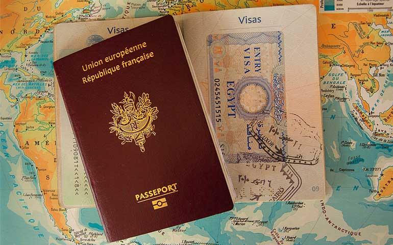 ویزای تضمینی فرانسه